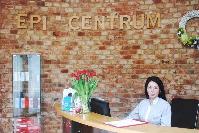 Klinika medycyny estetycznej Epi Gdańsk - recepcja